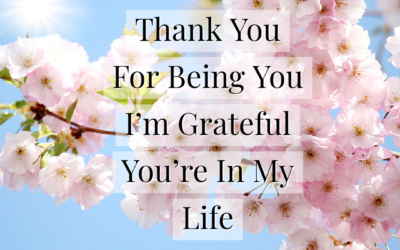 Day 12 ~ The 12 Days of Gratitude