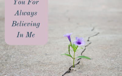 Day 8 ~ The 12 Days of Gratitude