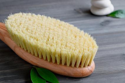 Dry Skin Brushing ~ I Love It!
