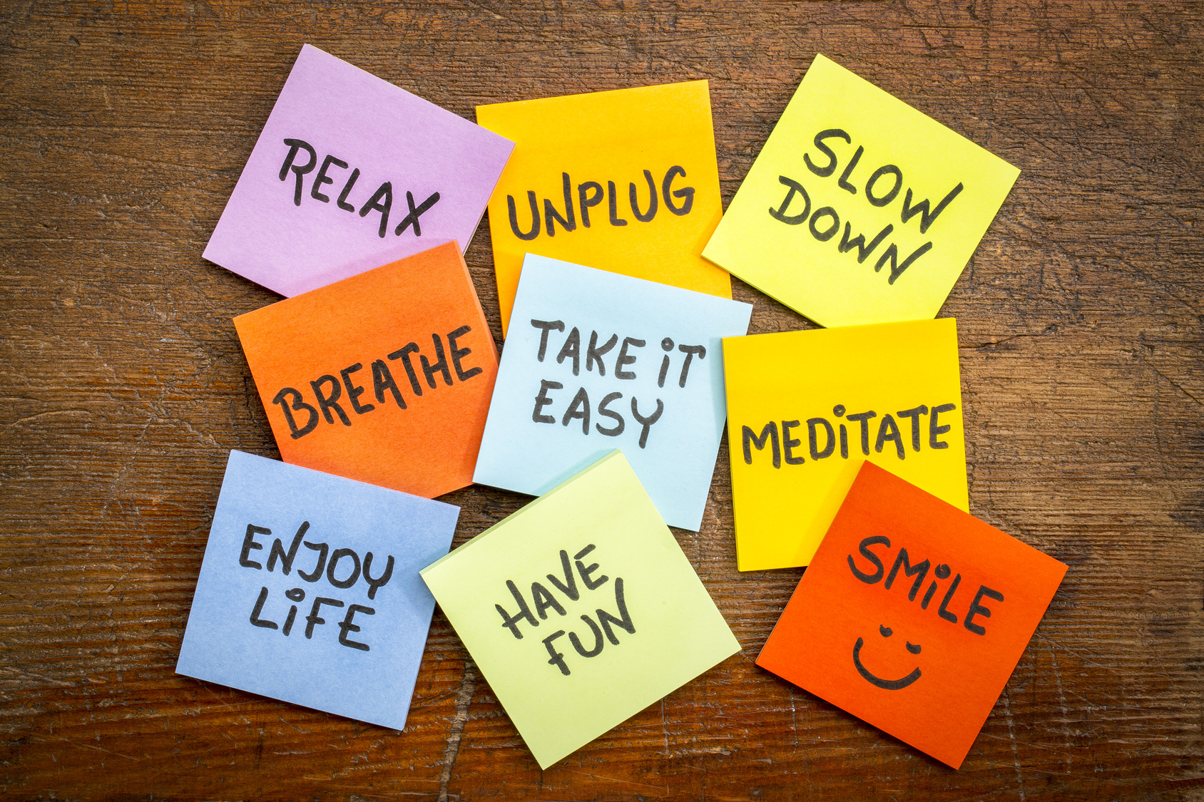Small Things ~ Unplug Today