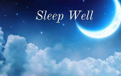 PODCAST ~ Small Things, Sleep Well