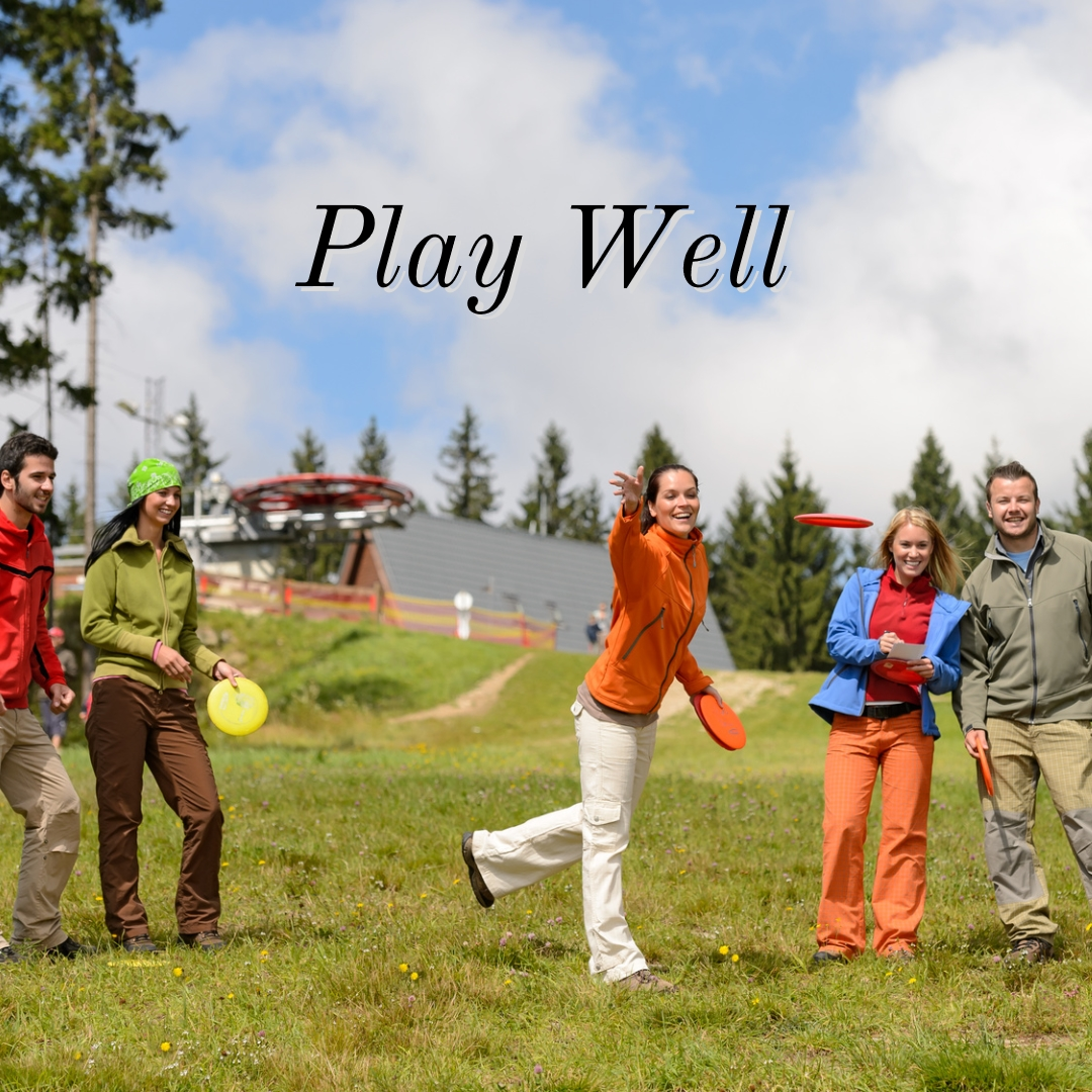 Small Things ~ Play Well