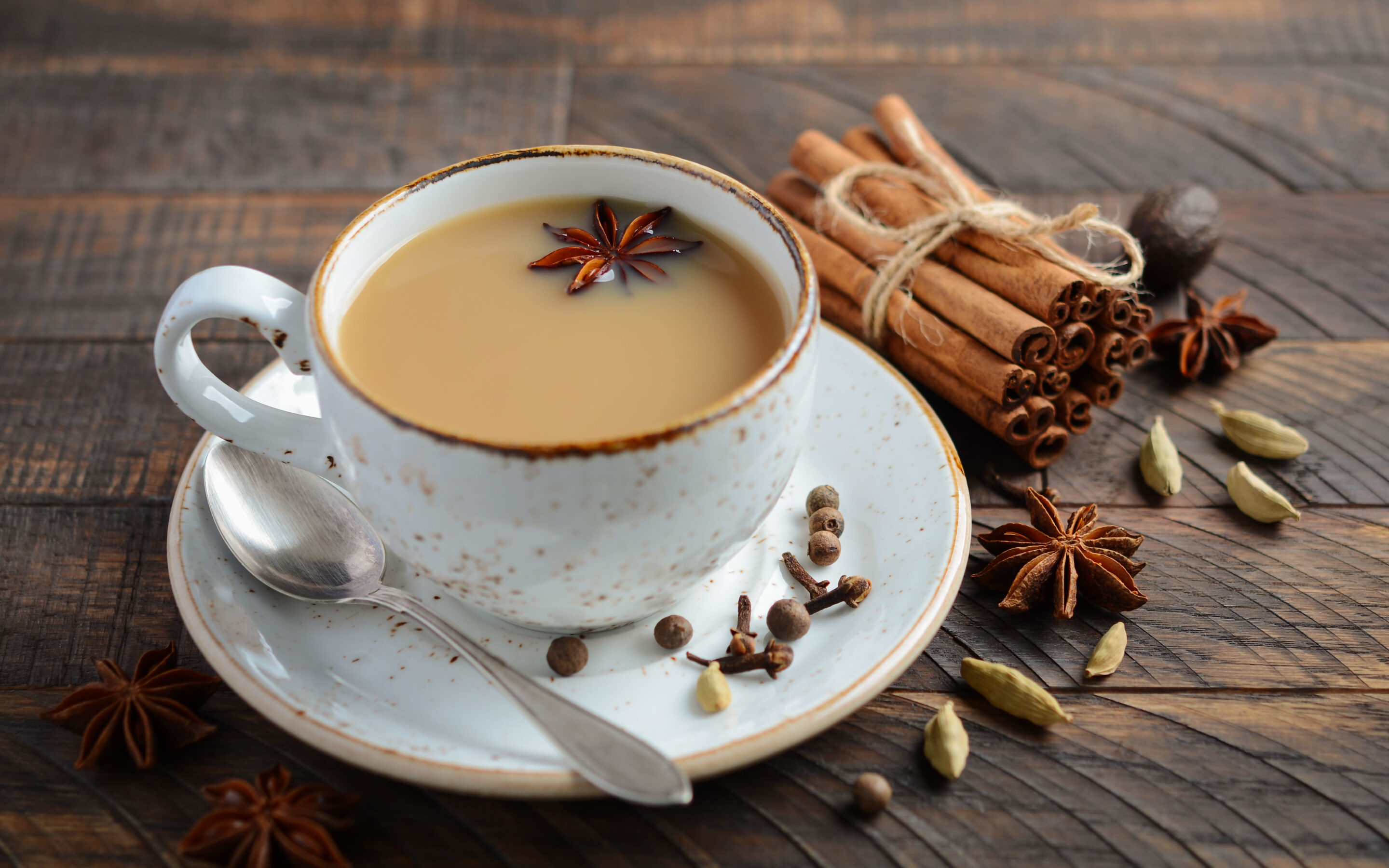 Homemade Yogi Tea | A delicious warming tea with many health benefits